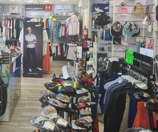Miraflores Golf Academy Shop