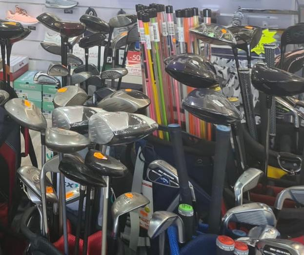 Sets of clubs